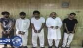 بالصور.. الإطاحة بأخطر تشيكل عصابي آسيوي ينتحل صفة رجال أمن ويسلب المواطنين في الرياض