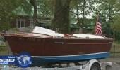بالصور.. عرض قارب جون كينيدي للبيع