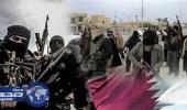 داعش وقطر وجهان لعملة واحدة.. التنظيم الإرهابي يتضامن مع الدوحة