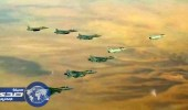طيران التحالف يستهدف مواقع عسكرية للحوثيين باتجاه صنعاء