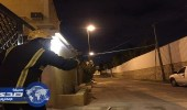 مدني خميس مشيط ينقذ أسرة من ثعبان حاصرهم داخل المنزل
