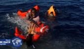 غرق قارب قبالة سواحل ليبيا و100 شخص في عداد المفقودين