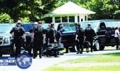 الخدمة السرية الأمريكي يعتقل مسلح بالقرب من البيت الأبيض
