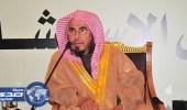 الشيخ المطلق يحذر الشباب من دعوات مفلسة حاقدة تدعو للمظاهرات