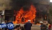 الإعدام لـ 4 متهمين بحرق ملهى ليلي في القاهرة