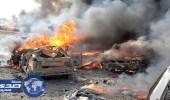 """غارات روسية تقتل """" 28 """" مدني بريف دير الزور في سوريا"""