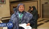 حاجة فلسطينية بكت على أطفالها حتى العمى: خادم الحرمين أعاد الفرحة لقلبي