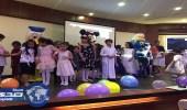 """جمعية """" أكناف """" بالباحة تنظم حفل معايدة للأرامل والأيتام"""