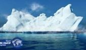 انفصال جبل جليدي ضخم غرب القارة القطبية