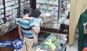 بالفيديو.. زوجان يكونان عصابة لسرقة الصيدليات