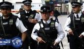 الشرطة البريطانية توقف شخصين بتهمة الإرهاب