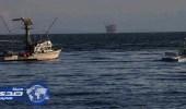 4 أشهر لتنظيف التسرب النفطي الناتج عن غرق ناقلة أثينا