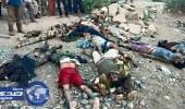 مقتل 50 من مليشيات الحوثي في باقم اليمنية