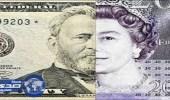 """الدولار يتراجع أمام الاسترليني بعد تصريح """" كارني """""""