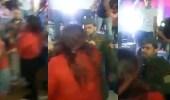"""بالفيديو.. ابنة عمومة بشار الأسد تصفع جنديا وتصفه بـ """" الحيوان """""""