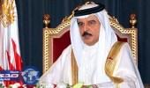 ملك البحرين يصل إلى جدة اليوم