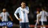 الخطر يداهم الأرجنتين بعد التعادل مع بيرو في تصفيات المونديال