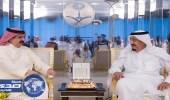 خادم الحرمين يقيم مأدبة غداء لملك البحرين