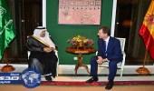أمير الرياض يشّرف حفل سفارة أسبانيا