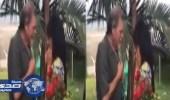 بالفيديو.. انهيار امرأة عقب سماع صوت دقات قلب ابنها بجسد رجل آخر