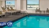 بالصور.. الدومينيكان ونيويورك يفتتحان مطارات تحوي حمامات سباحة