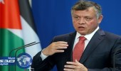 ملك الأردن: ربع الموازنة يذهب للاجئين