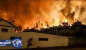 الحرائق تودي بـ 30 شخصاً في البرتغال وإسبانيا