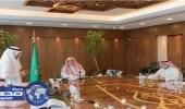 بالصور ..عقد اجتماع إعادة بناء الهيكل التنظيمي للشؤون الإسلامية
