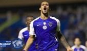 لاعب الهلال ريفاس يكتسح تصويت الجولة الخامسة من الدوري