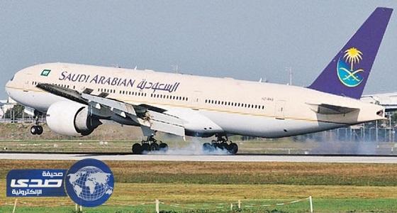 عطل فني يلغي رحلة الخطوط السعودية من القاهرة إلى جدة