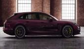 بالصور.. إنطلاق بورشه باناميرا Turbo S E-Hybrid Sport Turismo باللون الأرجواني