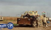 القوات العراقية تسيطر على مناطق شاسعة في كركوك