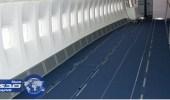 شركة طيران كولومبية تزيل مقاعد الركاب