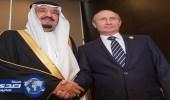 الرئيس الروسي : العالم يتغير بعد التقارب بين المملكة وروسيا