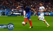 فرنسا تفوز على بلغاريا بهدف نظيف في تصفيات كأس العالم