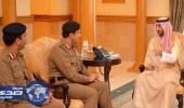 بالصور... نائب أمير مكة يتسلم التقرير النهائي لأعمال فريق تقييم الجهات الحكومية