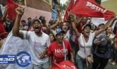 فوز حزب رئيس فنزويلا في الانتخابات