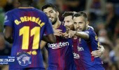 غدًا.. برشلونة أمام ملقا في الدوري الإسباني لكرة القدم