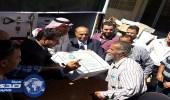 بالصور.. توزيع 24 ألف ذبيحة من لحوم الهدي والأضاحي في الأردن