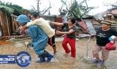 ارتفاع عدد ضحايا موجة الفيضانات بوسط وشمال فيتنام إلى 60 قتيلا