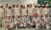 ترقيات بمدارس الحرس الوطني العسكرية