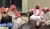 نجل الشيخ ناصر الشثري يكشف تطور حالة والده الصحية