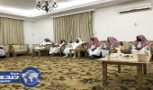 جمعية تحفيظ القرآن بالباحة تعقد اجتماعاً مع معلمي الحلقات
