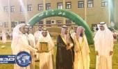 مدرسة العزيزية تحتفل بيوم المعلم برعاية محافظ المخواه