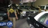 القبض على 4 مواطنين تورطوا في 11 عملية سرقة وسطو في حائل