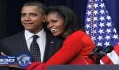 أوباما وميشيل يحتفلان بمرور 25 سنة على زواجهما