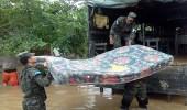 بالصور.. فيضانات عارمة تضرب هندوراس