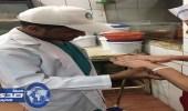 بالصور.. إغلاق 34 منشأة مخالفة للاشتراطات الصحية بالرياض