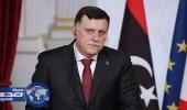 السراج: تسرب إرهابيين بين المهاجرين إلى ليبيا