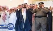 بالصور.. وكيل إمارة الباحة يشارك في الصلاة على شهيد الوطن الزهراني